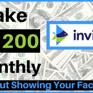 How To Make Money With Invideo
